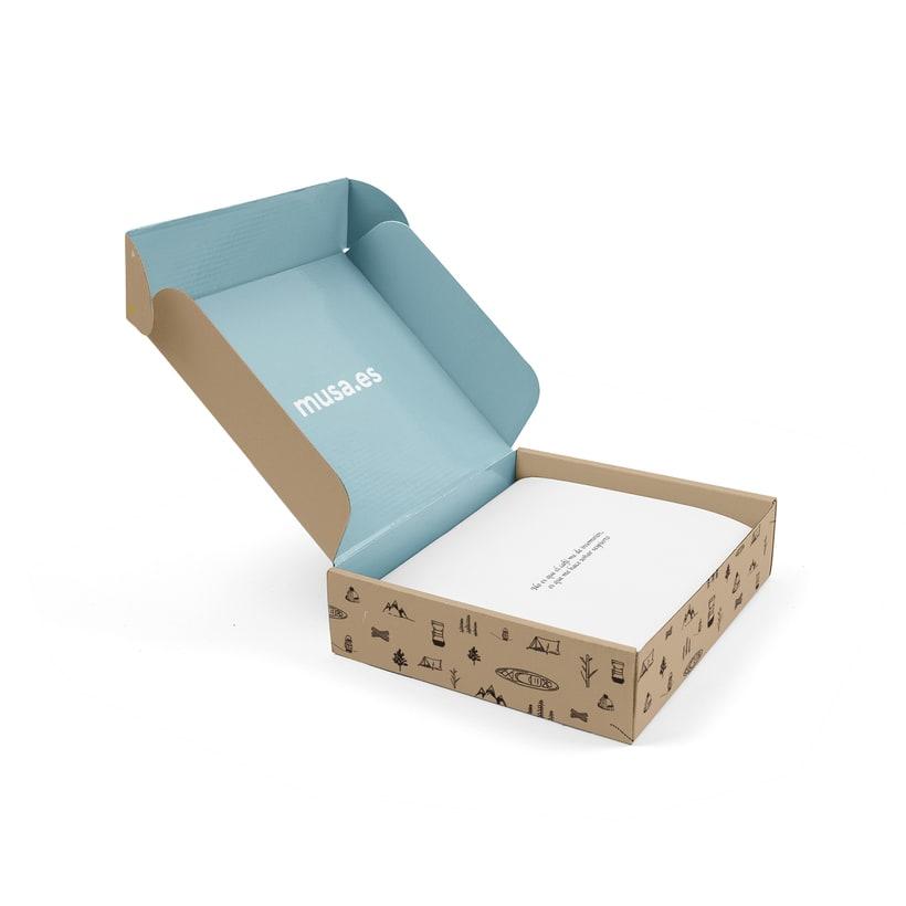 Mi Proyecto del curso: Diseño de packaging 3