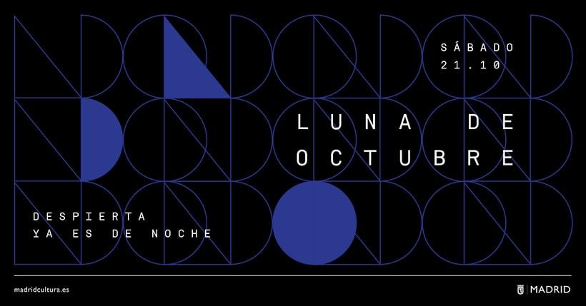 Luna de Octubre, Ayuntamiento de Madrid 4