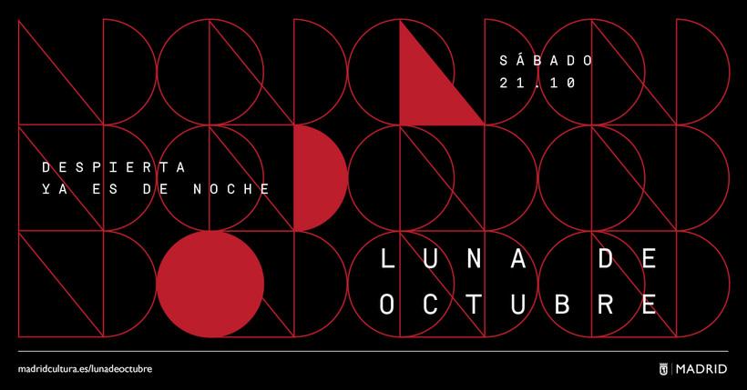 Luna de Octubre, Ayuntamiento de Madrid 5