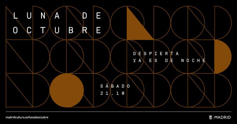 Luna de Octubre, Ayuntamiento de Madrid 6