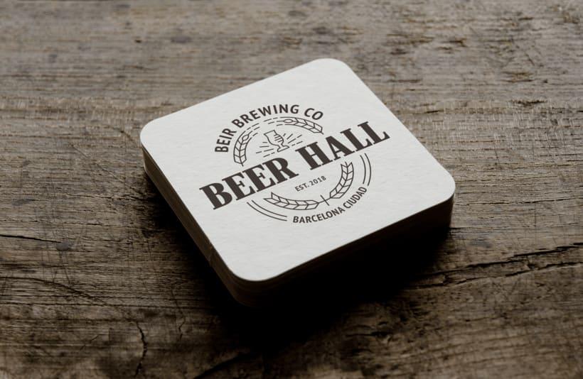 Mi Proyecto del curso: Branding y Packaging para una Cerveza Artesanal 1
