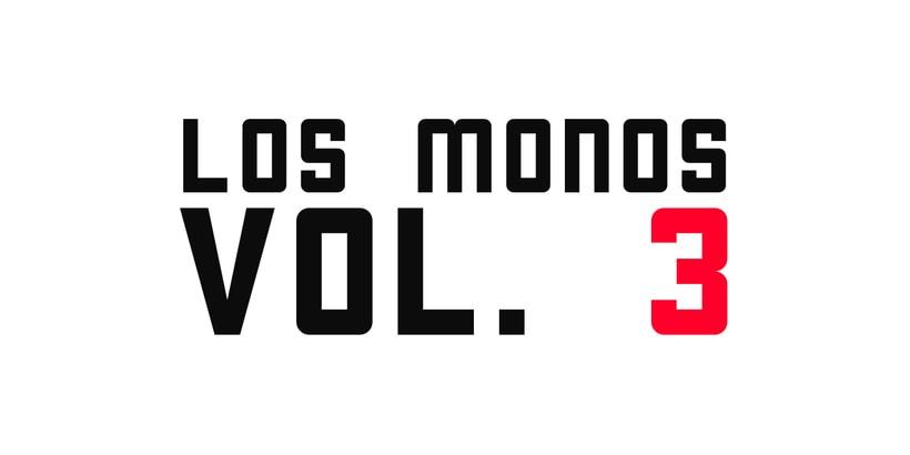 Los Monos Vol. 3 0