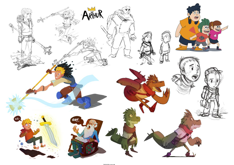 CHARACTERS 2017 1