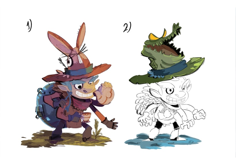 CHARACTERS 2017 2