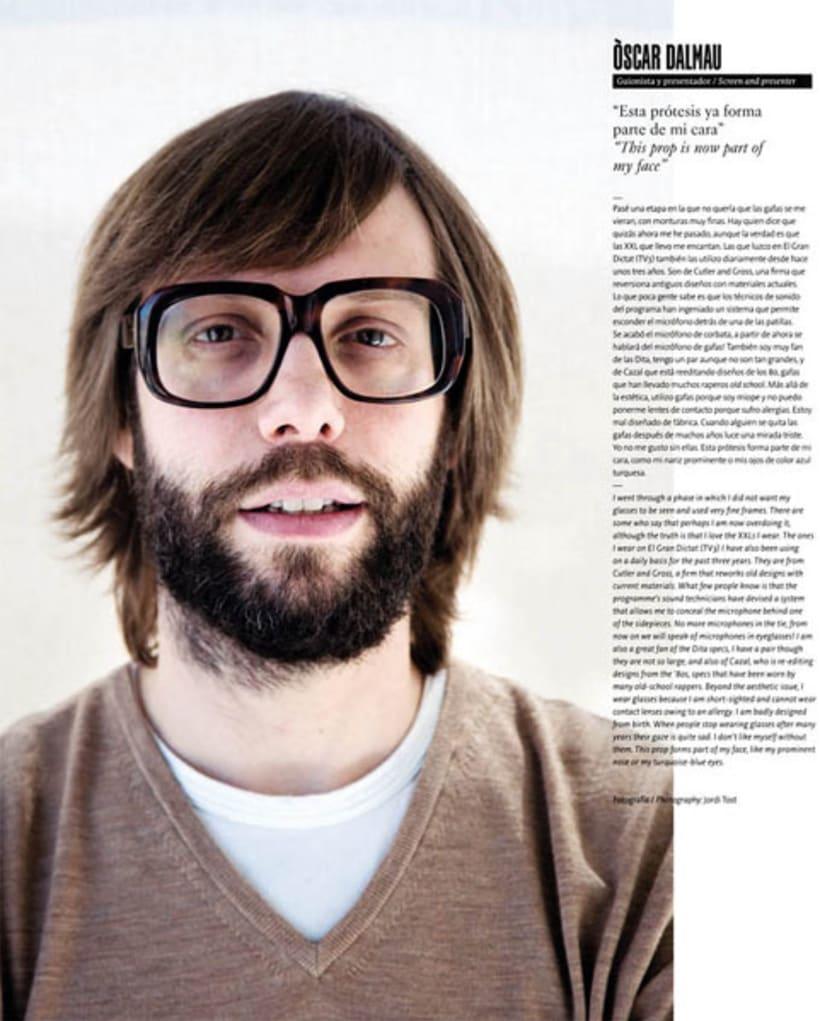 Óscar Dalmau_Retrato/Portrait 2