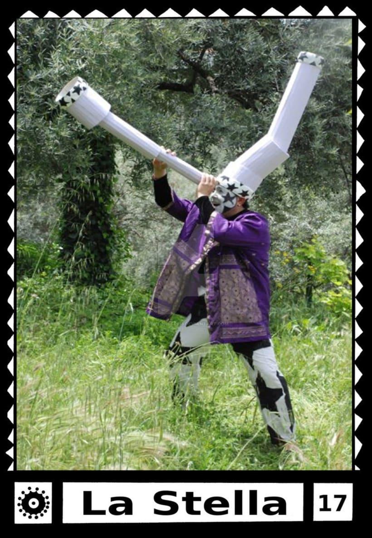 Tarocchi Cosmic Brutus 18