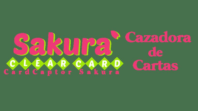 Logo: CardCaptor Sakura Clear Card -1