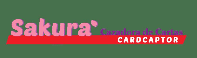 Logo: CardCaptor Sakura  -1