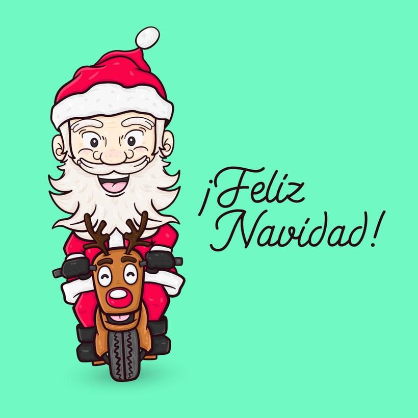 Santa Fast -1