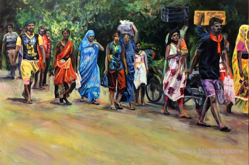 Miradas de la India -1
