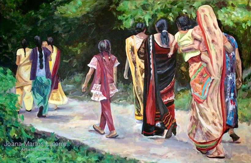 Miradas de la India 4