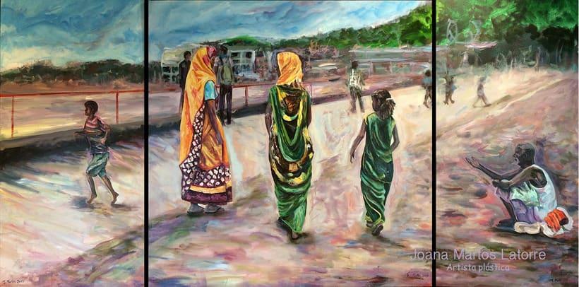Miradas de la India 5