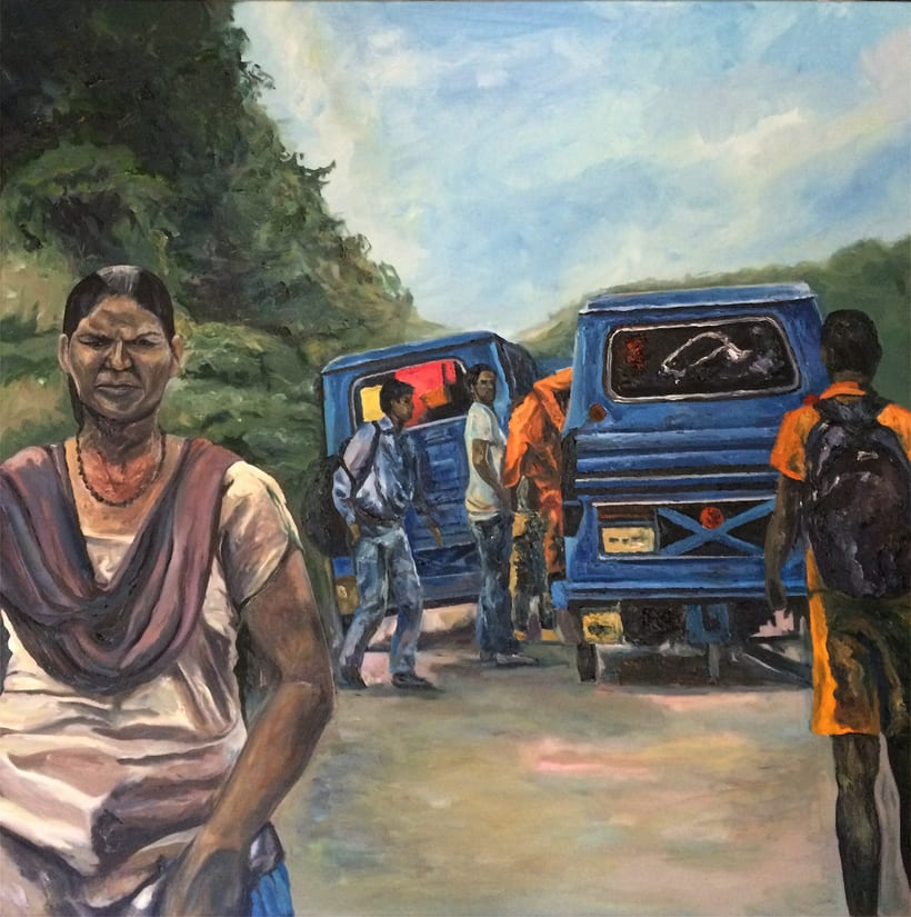 Miradas de la India 6