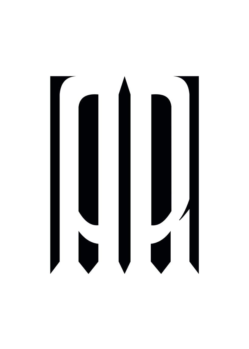 Monograma - AR - -1