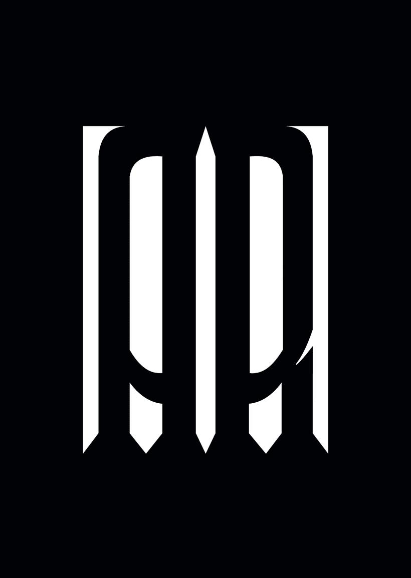 Monograma - AR - 1