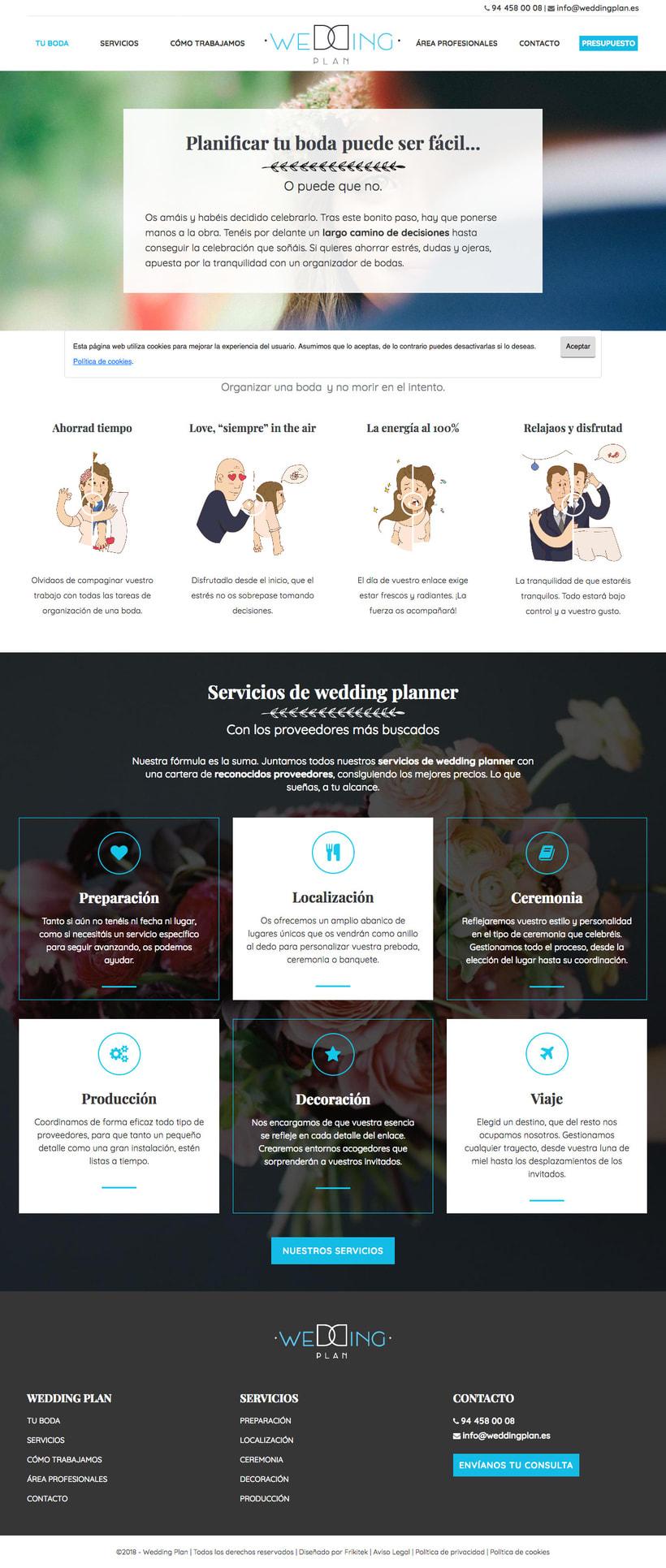 Wedding Plan · Bodas  1