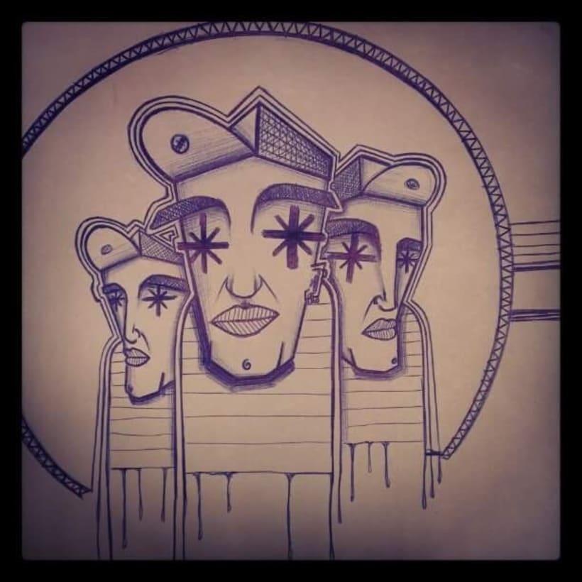 Dibujando ando -1