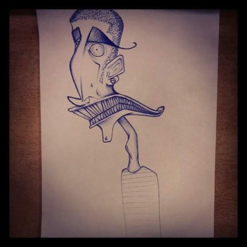Dibujando ando 4