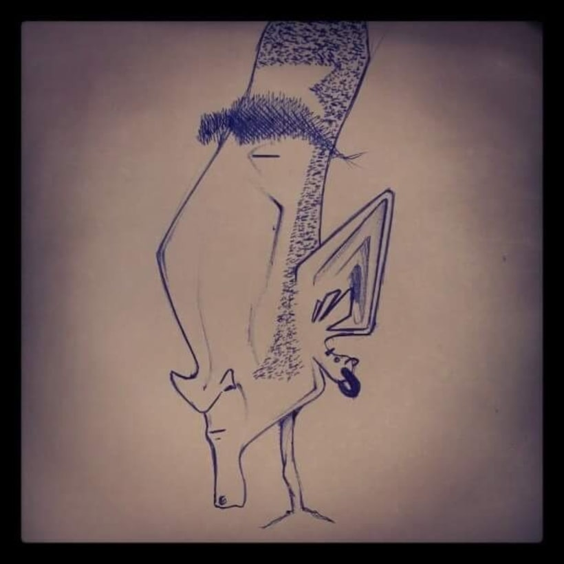 Dibujando ando 5