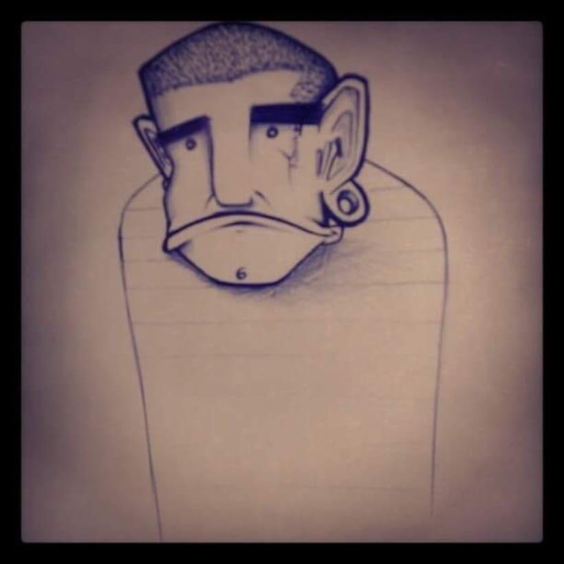 Dibujando ando 7