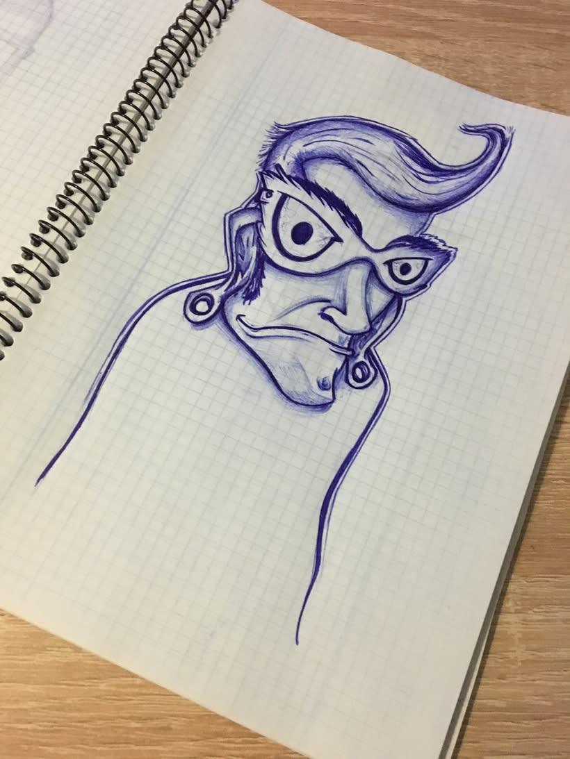 Dibujando ando 10