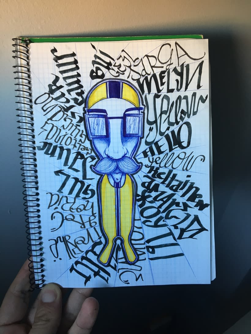 Dibujando ando 11