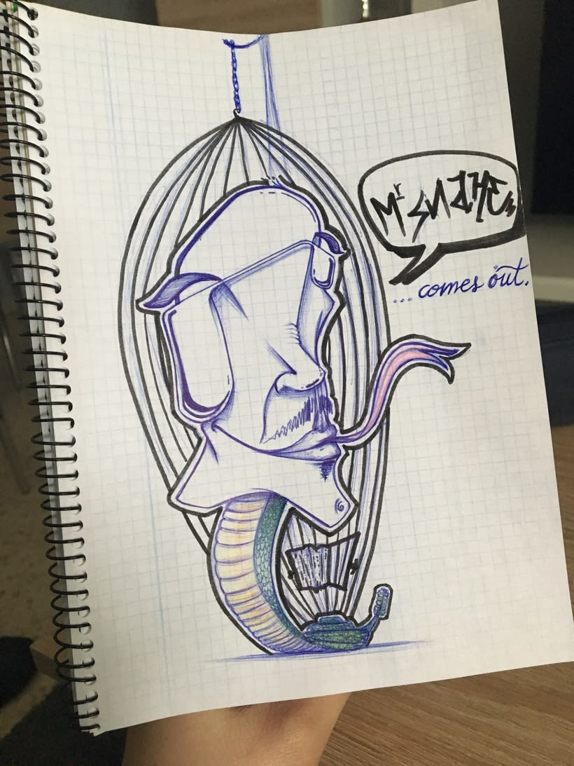 Dibujando ando 12