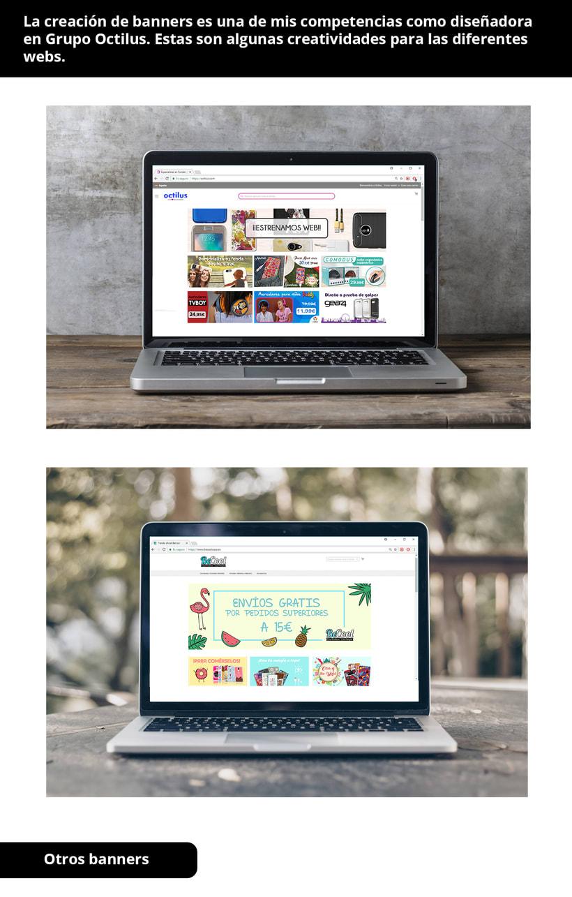 Diseño de banners para e-commerce 0