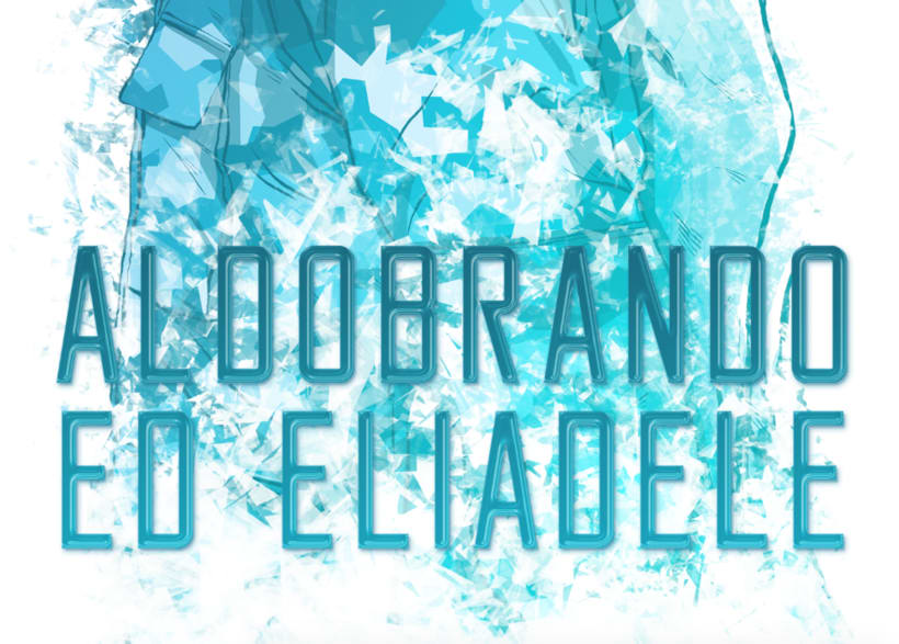 AldoBrando ed EliAdele • Book Cover Illustration 4