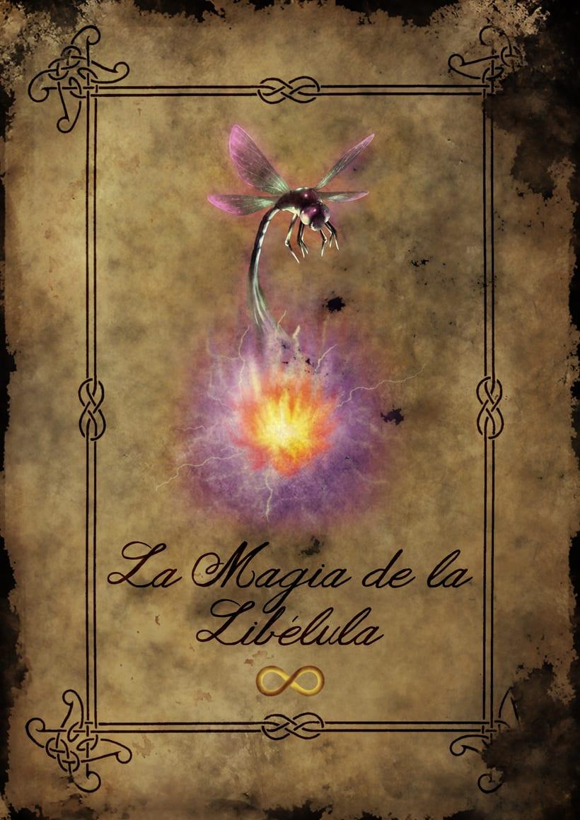 La Magia de la Libélula 0