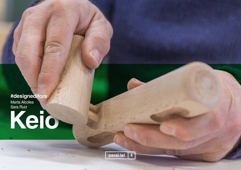 Proceso de fabricación | Paral-lel 4 X Omelette-ed 9