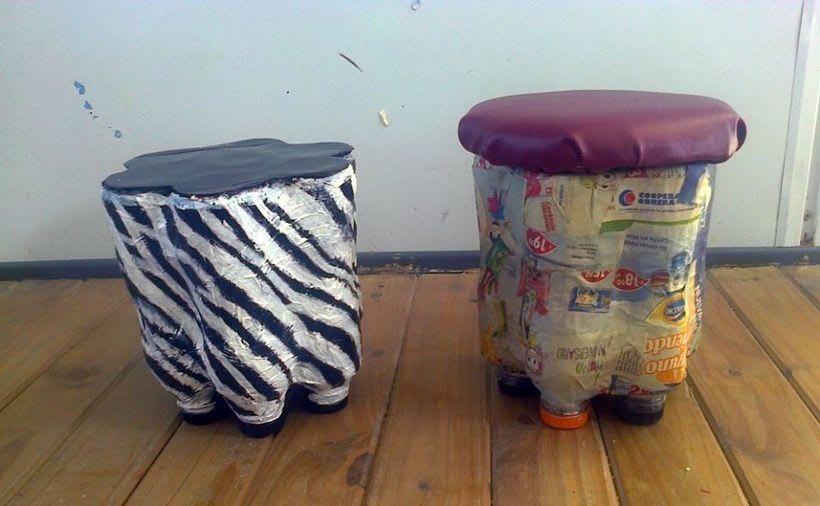 Talleres de reciclado Creativo 6