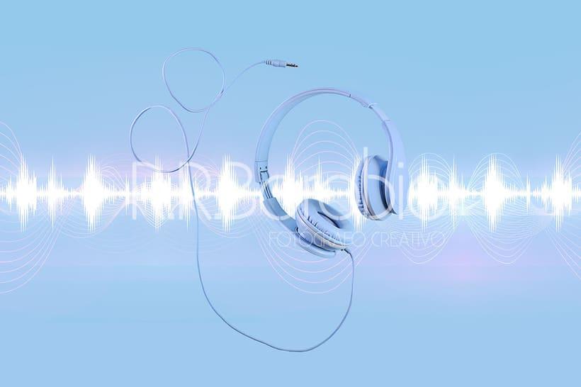 Fotografía de auriculares -1