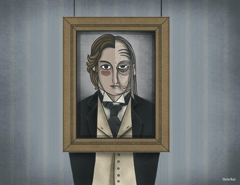 El retrato de Dorian Gray 0