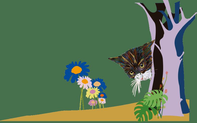 El gato y las sardinas. Proyecto personal 1