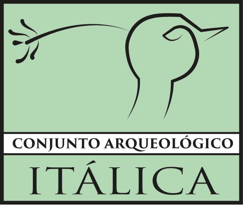 Identidad corporativa - Itálica - (no oficial) -1