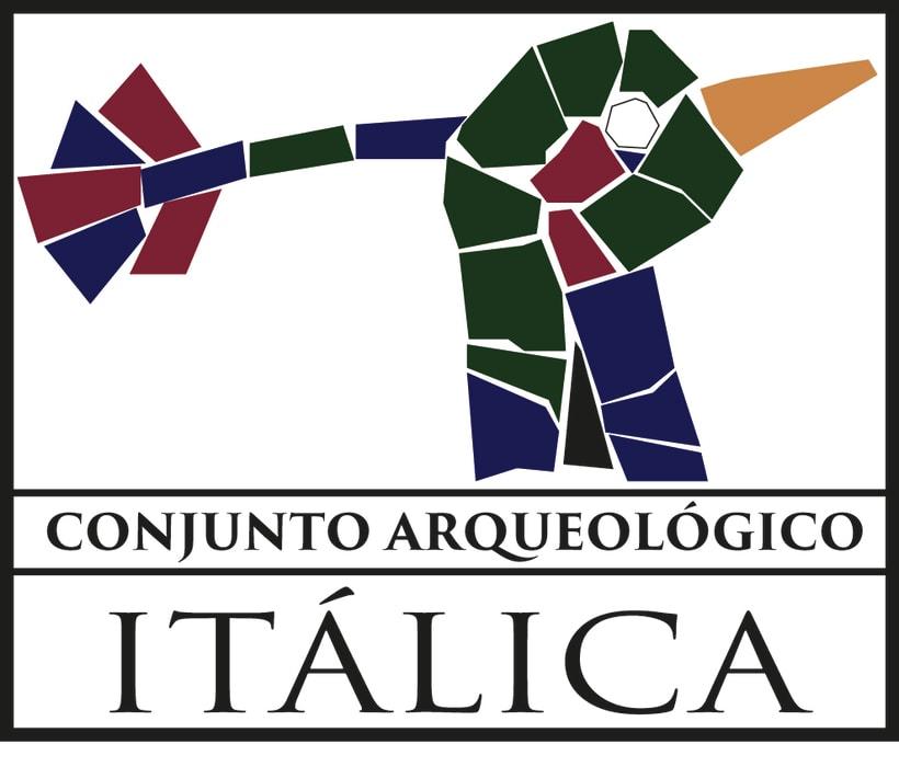 Identidad corporativa - Itálica - (no oficial) 0