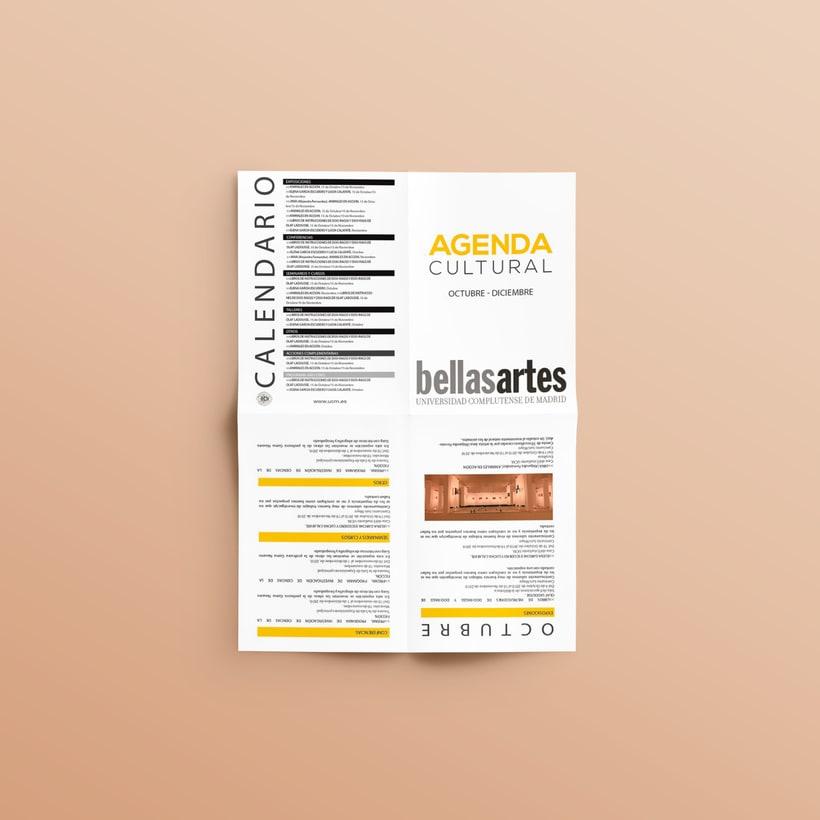 Agenda Cultural de Bellas Artes 0