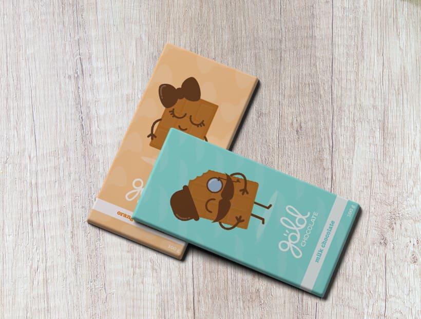 Chocolate Gold -1
