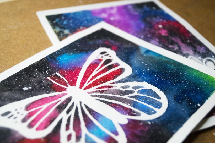 Mariposas y mandalas 6