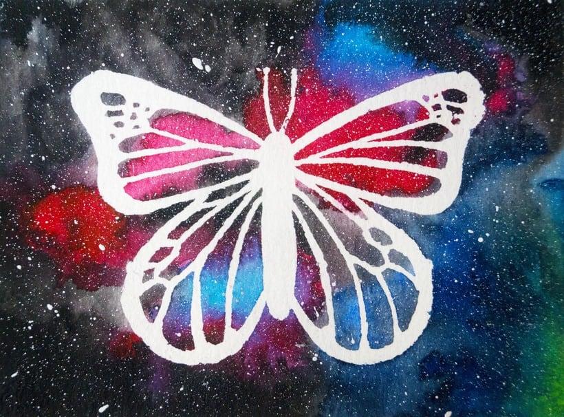 Mariposas y mandalas 0