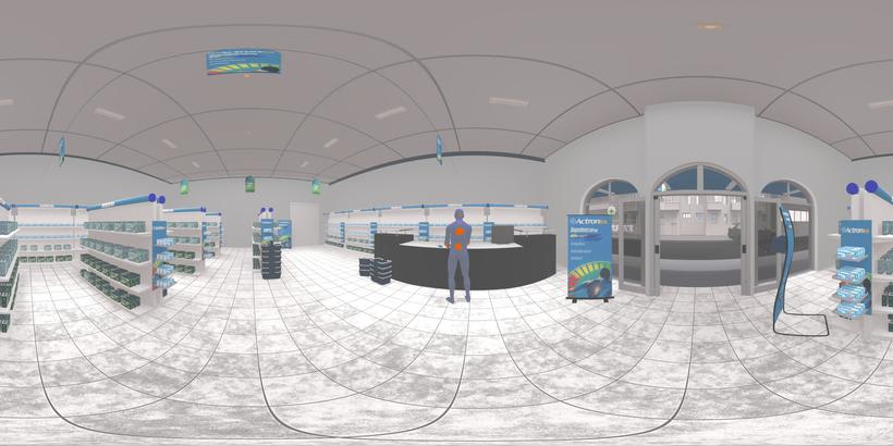 360 VR - Bayer Actron Plus RA/AR - Chile/Argentina 3