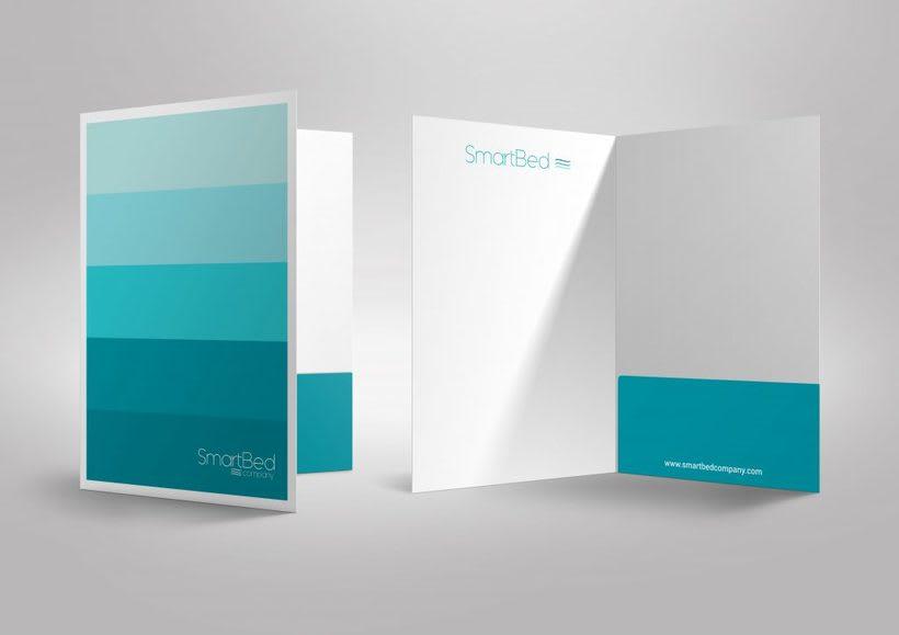 Branding e identidad corporativa - SmartBed Company 5
