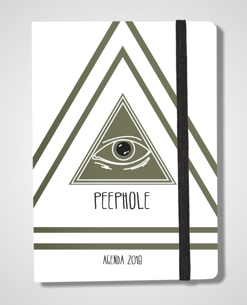 Agenda PEEPHOLE 0