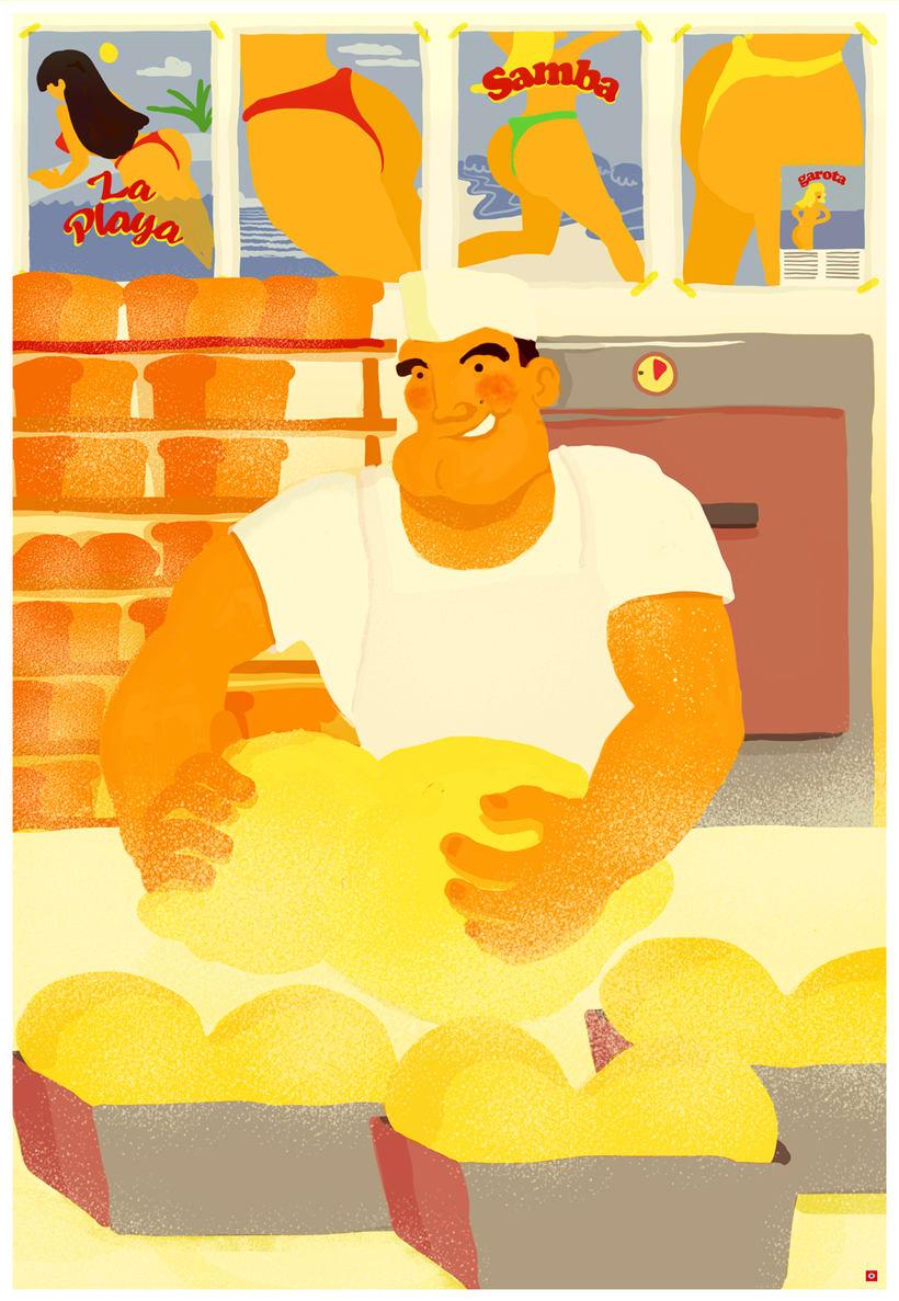 El Panadero 0