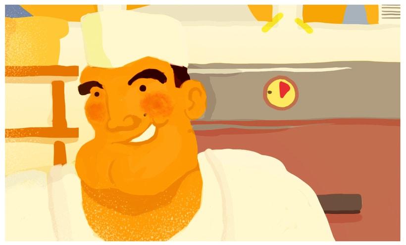 El Panadero 1