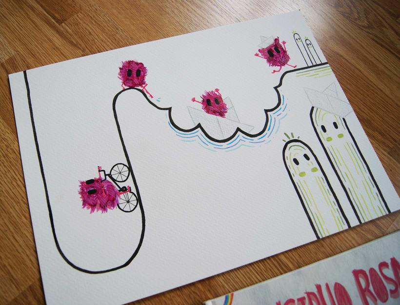 Mi Proyecto del curso: Introducción a la ilustración infantil 2