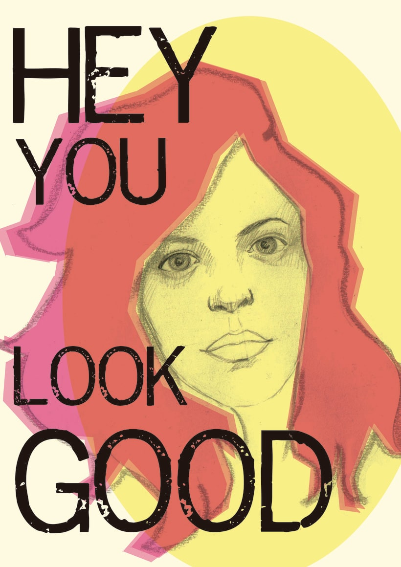 YOU LOOK... -1