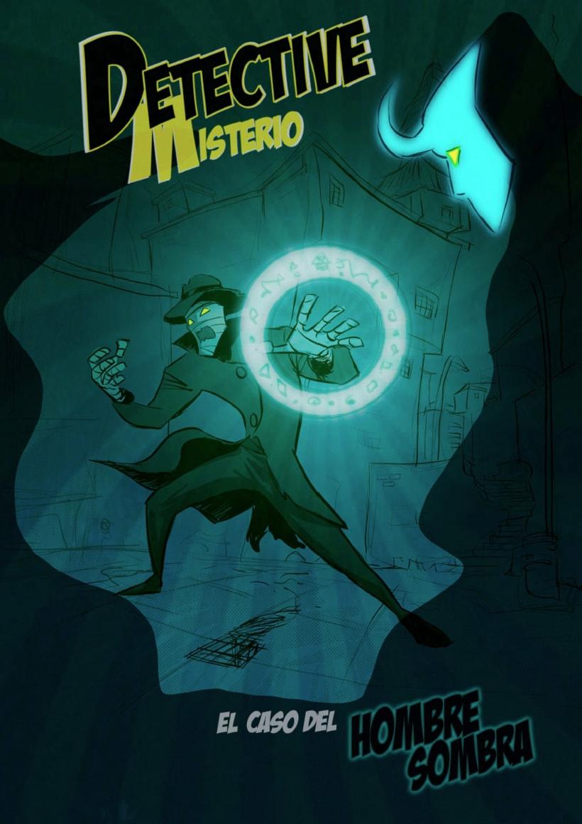 Detective Misterio ( paginas dobles modo lectura) 0
