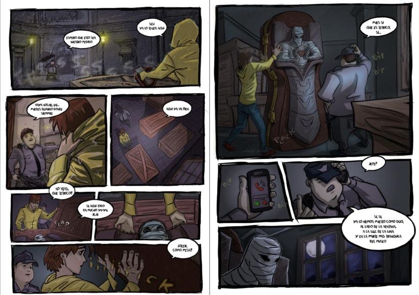 Detective Misterio ( paginas dobles modo lectura) 2